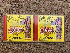 Glee Cast SIGNED CD Season One Volume 1 Lea Michele Cory Monteith