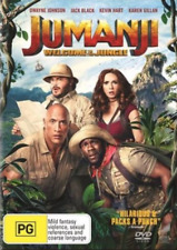 Jumanji - Welcome To The Jungle : NEW DVD