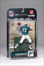 McFarlane NFL Legends series 5 DAN MARINO action figure~aqua~Miami Dolphins~NIB