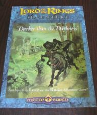 MERP Lord of the Rings Darker than the Darkness Adventure Game Middle-earth VF