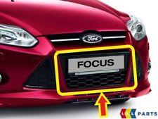 Nuova Originali Ford Focus 11-15 Paraurti Anteriore Inferiore Nero Lucido a Nido