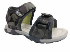 Synthetic Leather Buckle Strapped Sandals for Men