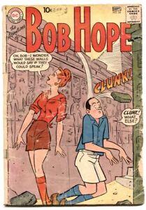 Adventures of Bob Hope #64 1960- DC comics- Egyptology cover