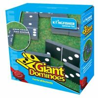 New Giant Dominoes Outdoor Fun Family Summer Bbq Kids Party Garden Game