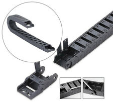 "40"" 15x20mm Flap Interior-open Cable Carrier with Mounting Bracket R38"