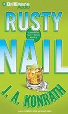 Jacqueline Jack Daniels: Rusty Nail 3 by J. A. Konrath (2007, CD, Abridged)