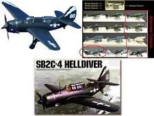 Sturzkampfflugzeug #10 Dive Bomber SB2C4 Helldiver VB85 1:144 Fluegzeug DB_10