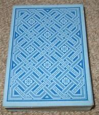 More details for antique deck of de la rue no indices wide playing card c1870 - bezique / piquet