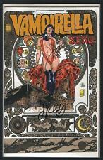 VAMPIRELLA: ZERO (Quesada & Palmiotti signed edition) NM 9.0