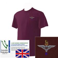 New II 2 PARA Parachute Regiment T Shirt Large ( Wings