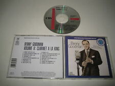 BENNY GOODMAN/CLARINET A LA KING VOL.II(CBS/460829 2)CD ALBUM