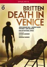 Britten: Death in Venice [DVD) ENO