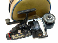 Abu Garcia Cardinal 55 vintage fishing reel + spool+ case 4 collector carp sa...