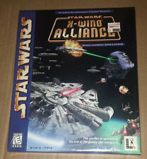 Star Wars X-Wing Alliance for Windows PC, Boxed Version, Factory Sealed