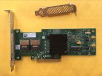 LSI SAS IR 9210-8i 8-port 6Gb/s PCIe HBA RAID SATA Controller card 9211-8I
