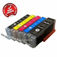 5 Pack Ink for Canon Pgi 270 cli 271 271xl 270xl Cartridge Pixma Mg5720 Mg6821