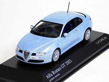 Minichamps 1/43 400-120324 Alfa Romeo GT Blue Metallic 2003 RG101
