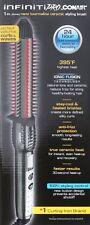Conair Infiniti Pro 1-Inch Nano Tourmaline Ceramic Styling Curling Brush Iron