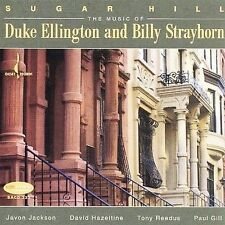 Sugar Hill: Music of Duke Ellington and Billy Strayhorn by Javon Jackson (CD, Oct-2007, Telarc Distribution)
