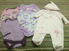 John Lewis Velour Girls' Babygrows & Playsuits (0-24 Months)