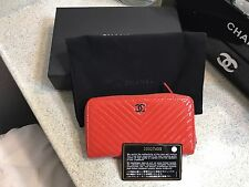Chanel Brand New Patent Wallet