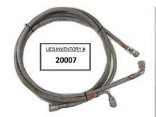 Cti Cryogenics 8081271 Cryopump Supplyreturn Cryoline Set Of 2 Veeco 1201 Spare
