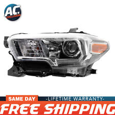 20-9750-80-1 Headlight Assembly Left Side for 2016-2019 Toyota Tacoma
