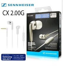 NEW Sennheiser - CX 2.00G white - In Ear Headphones for android