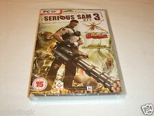 PC Game Serious Sam 3 BFE Brand New Factory Sealed