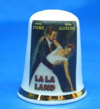 Birchcroft Thimble  -- La La Land Movie Poster --   Free Dome Box