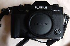 Fuji XT10 X-T10 Camera with 16-50mm XC OIS Lens