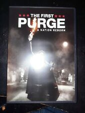 The First Purge (DVD, 2018)