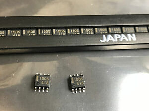 40 X UPB1505GR-E1   UPB1505GR  PRESCALER,  SO-8