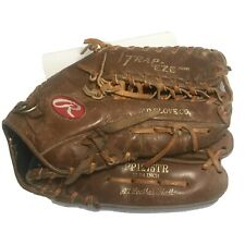 "Rawlings Trap-Eze Gold Baseball Glove PP1275TR RHT 12 3/4"" Preowned"