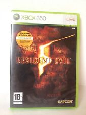 Resident Evil 5, Xbox 360, Complet, FR