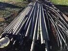 JOB LOT: Wade Rain Irrigation pipes, connectors, and Sprinklers