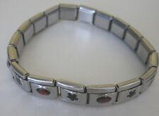 Nomination Armband mit 18 Glieder