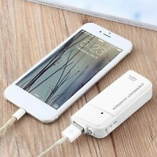 Power Bank Supply Box Portable USB Emergency 2 AA Battery Extender Charger