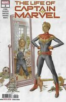 The Life Of Captain Marvel Comic Issue 2 Modern Age First Print 2018 Stohl Menyz
