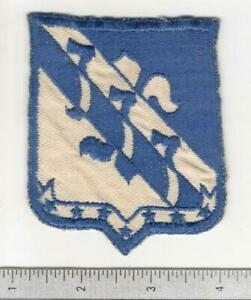 Rare WW 2 84th Infantry Division 334th Infantry Regiment Twill Patch Inv# B602