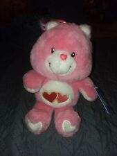 ��Care Bears��12'' Love-A-Lot Bear plush 2002�20th Anniversary�Must Have��w/tags
