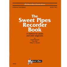 Rhythm Band Instruments Sp2365 The Sweet Pipes Recorder Book, Book 2 Soprano