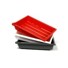 Paterson 10x8 (25x20cm) Set of 3 Developing Dishes / Trays with Bonus Tongs!