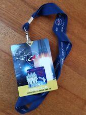 RUSSIAN Space Program SOYUZ TMA-18 Access Badge   Uncommon!