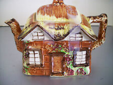 PRICE BROS COTTAGE WARE YE OLDE COTTAGE TEAPOT MADE IN ENGLAND #8845047