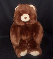 "17"" BIG GUND BROWN CUBBINS TEDDY BEAR STUFFED ANIMAL PLUSH TOY LOVEY # 319615"