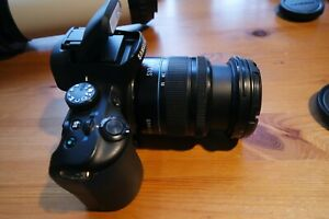 Samsung NX20 HD 20.3MP Mirrorless Smart Camera Vlogging