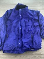 Patagonia Full Zip L/S Fleece Lined,Ski Jacket / Coat Women's Size. Medium.Logo