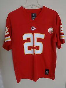 NWOT NFL Kansas City Chiefs Jamaal Charles # 11 Football Jersey Youth XL 18/20