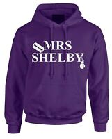 MRS SHELBY HOODIE PEAKY BY ORDER OF THE BLINDERS,TOMMY HOODY SMALL HEATH